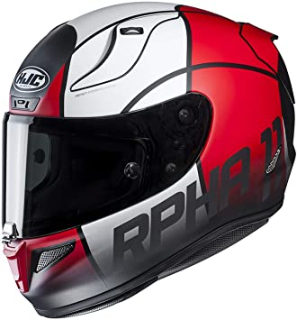 HJC RPHA 11 Quintain MC1SF Red