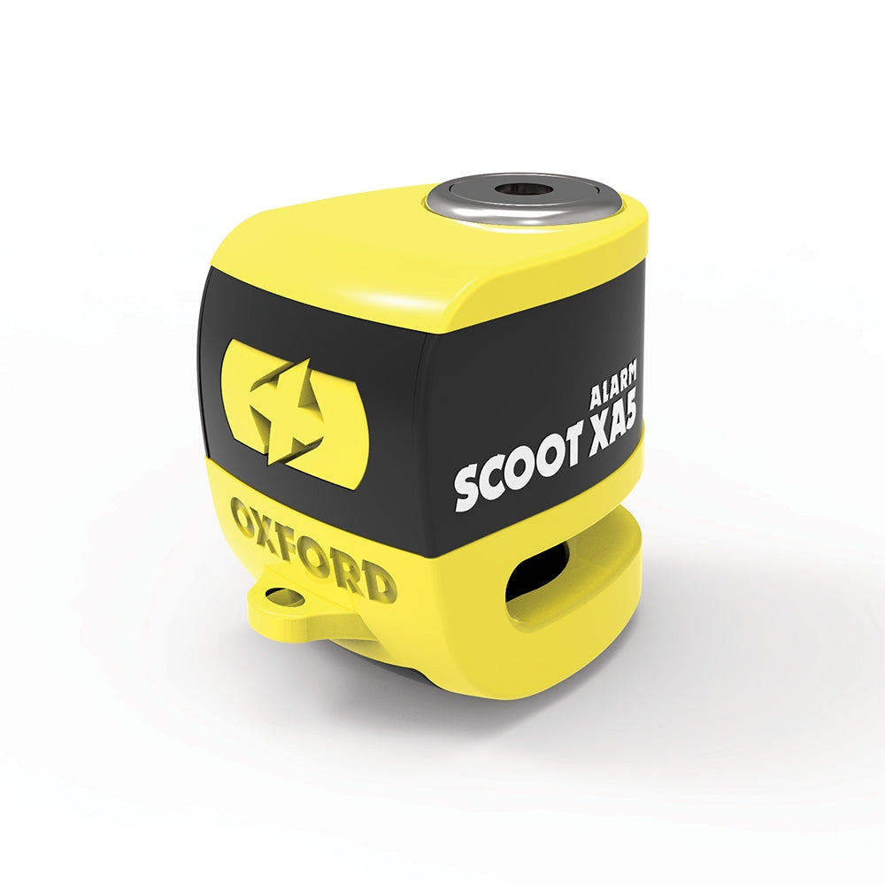 Oxford Scoot XA5 Alarm Disc Lock (5.5mm pin)