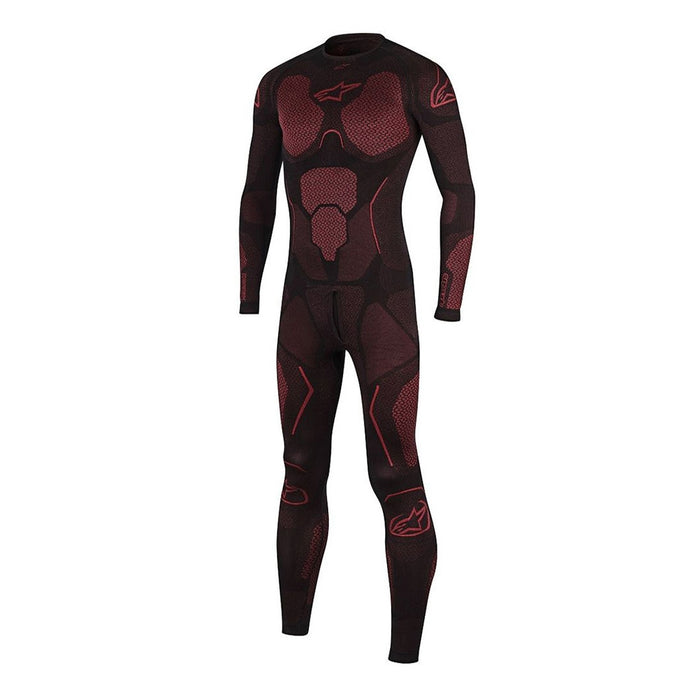 Alpinestars Ride Tech Summer 1 Piece Suit Black & Red