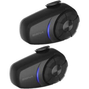 Sena 10S Motorcycle Bluetooth® Communication System Dual pack
