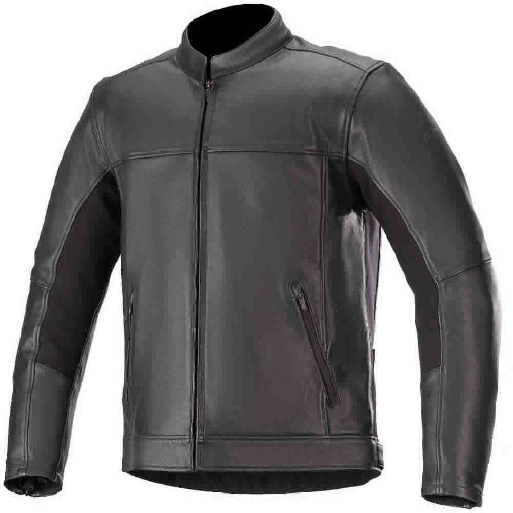 Alpinestars Topanga Leather Jacket Blk