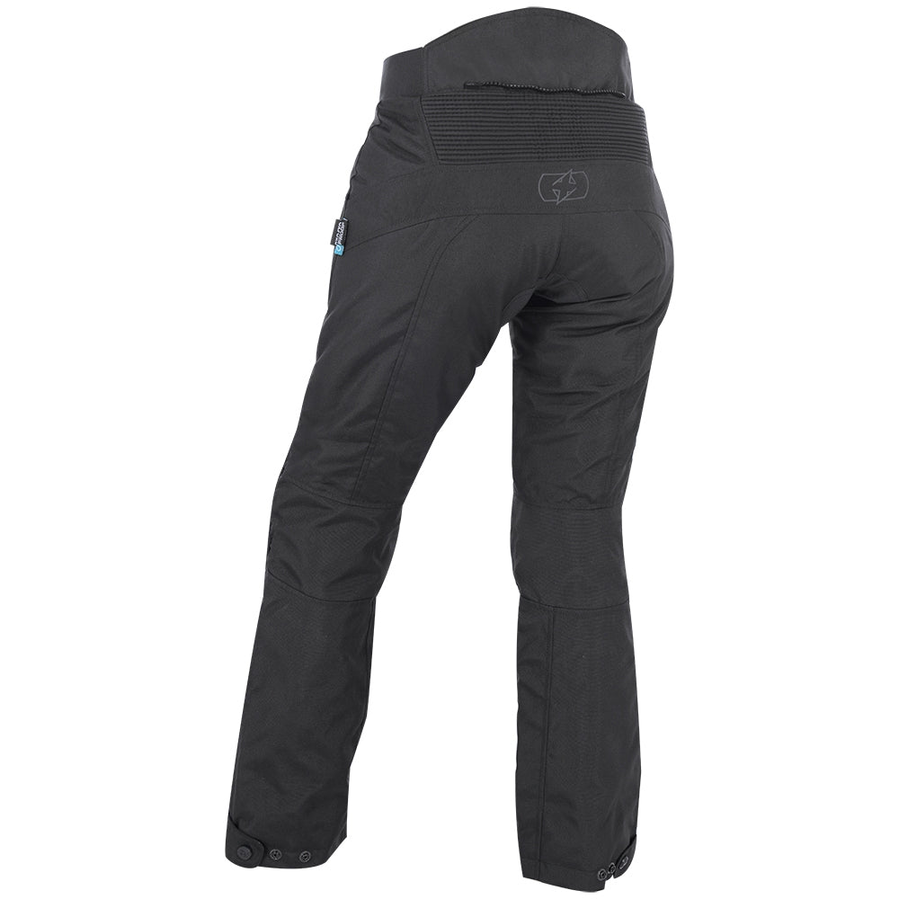 Oxford Dakota 1.0 Womens Textile Pants Tech Black