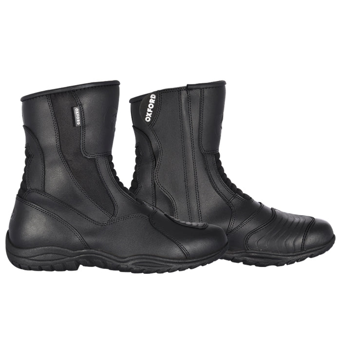 Oxford Slim Fit Hunter Boots Black