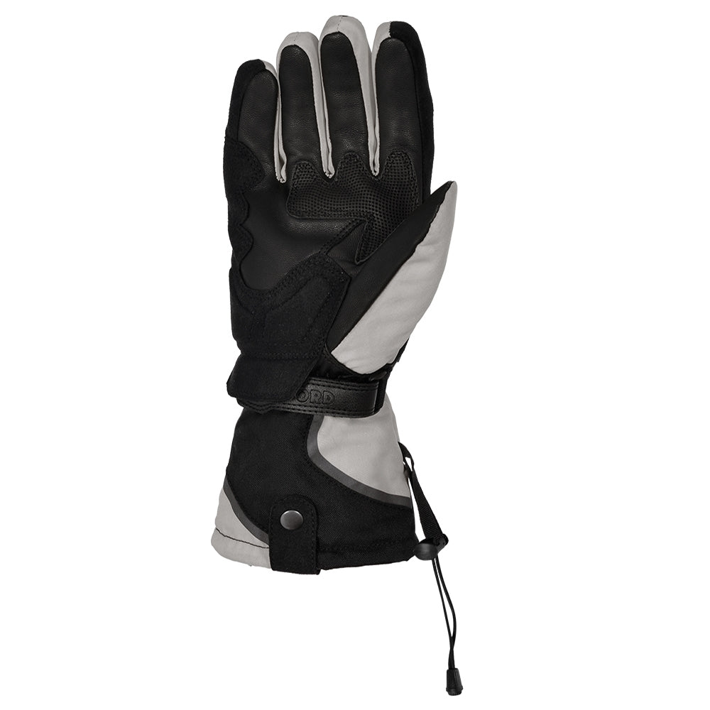 Oxford Montreal 1.0 Mens Glove Tech Grey