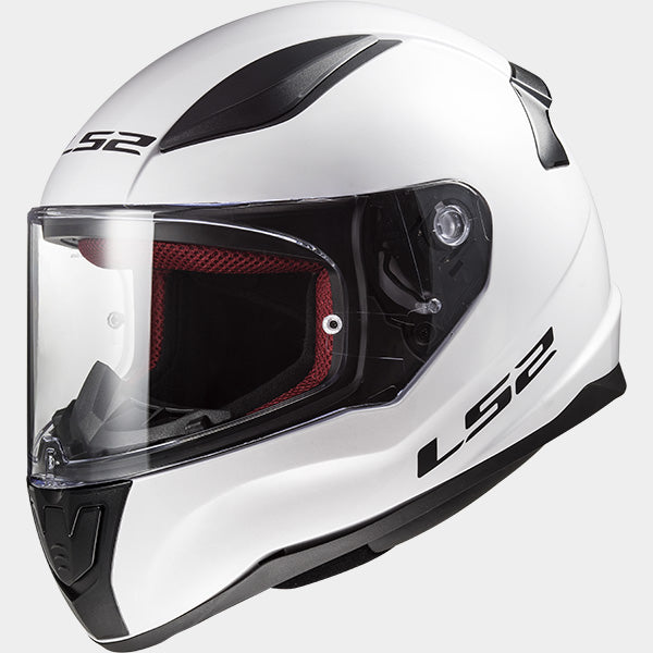 LS2 Rapid FF353 Solid White