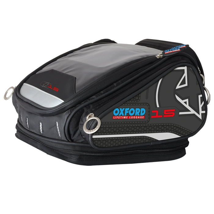 Oxford X15 QR TANK BAG * various colours
