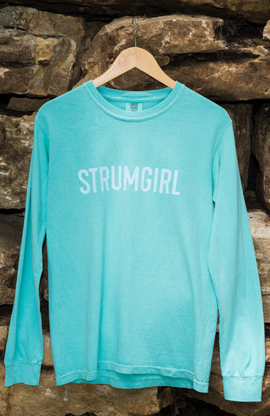 7bd04220 ... COMFORT COLORS Long Sleeve T-Shirt Chalky Mint - FREE SHIPPING ...
