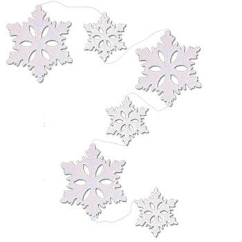 Snowflake Cut Out for Centerpieces and Craft Projects