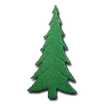 Christmas Tree Cut Out for Centerpieces