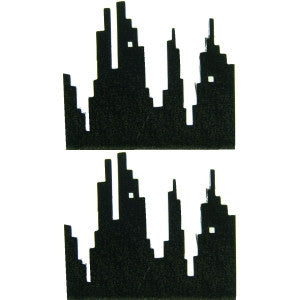 City Skyline (Set of 2)