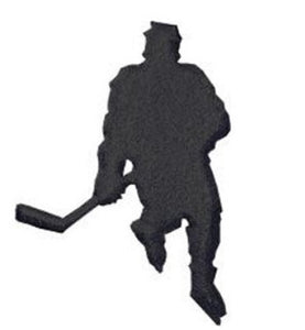 Hockey Cut Outs for Centerpieces in your team colors