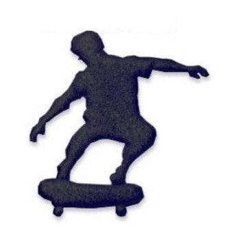 Skateboarder Cut Out for Centerpieces