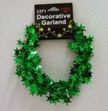 Green Star Garland