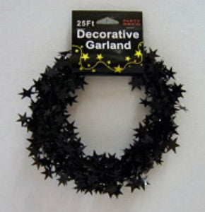 Black Star Garland