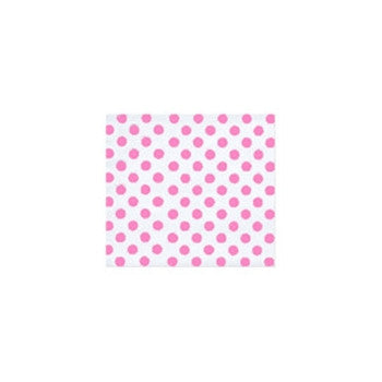Pink Dots Cellophane