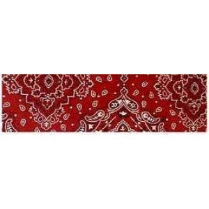 Red Bandanna Ribbon