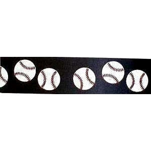 Baseball Theme Ribbon