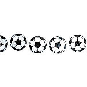 Soccer Theme Ribbon