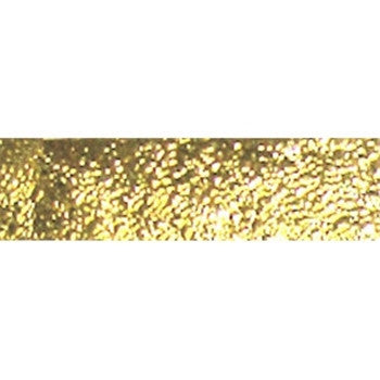 Gold Cracked Ice Ribbon