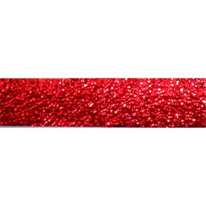 Red Cracked Ice Ribbon