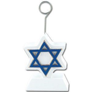 Star of David Card Holder