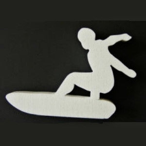 Surfer (EPS Foam)