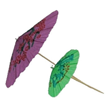 "6"" Cocktail Umbrella"