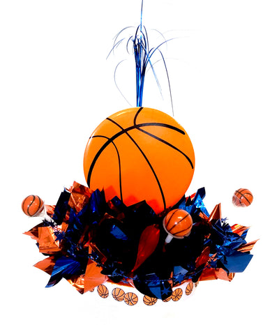 Basket Ball Centerpiece