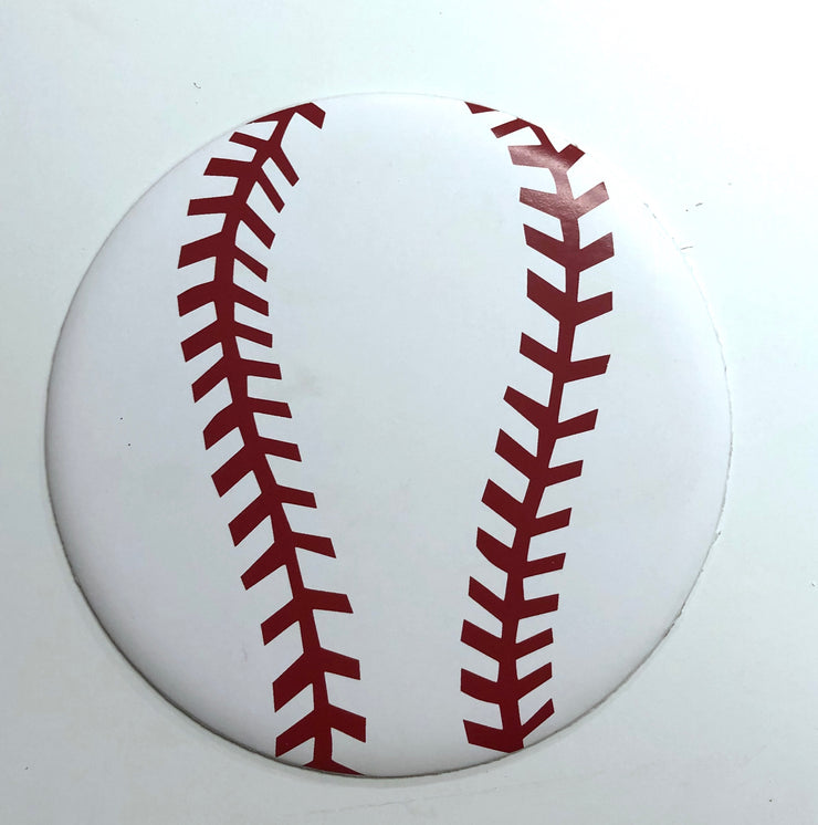 "(20 Pieces) 8"" Baseball"
