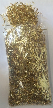 Gold Mylar Shred