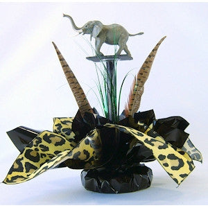 Jungle Animal Centerpiece