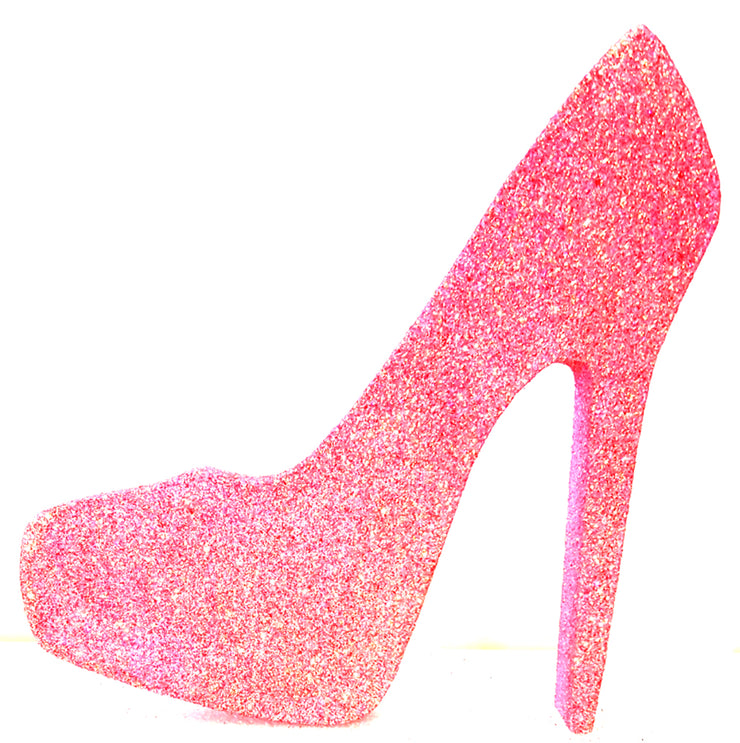 Stiletto High Heel