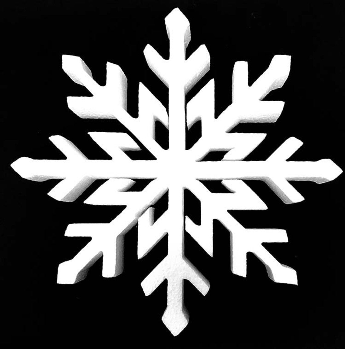 Snow Flake Cut Out