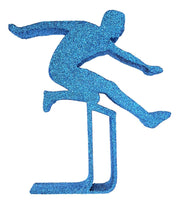 Hurdler Cut Out Boy