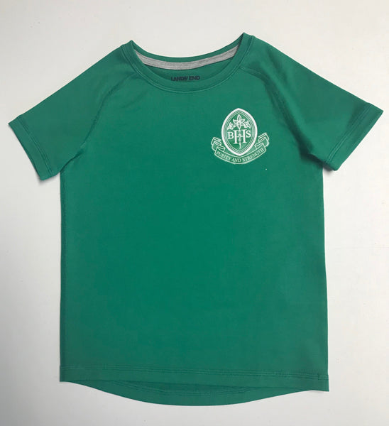 PE Shirt ** New Active Fit** TOTHILL/ Green