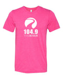 104.9 The River Short Sleeve Tee