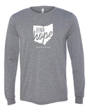 Find Hope Long Sleeve Shirt
