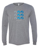 Multi Logo Long Sleeve Shirt