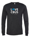 Love Cbus Long Sleeve Shirt