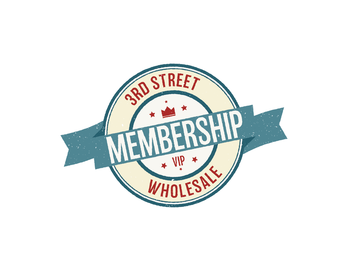 3rd Street Wholesale Membership