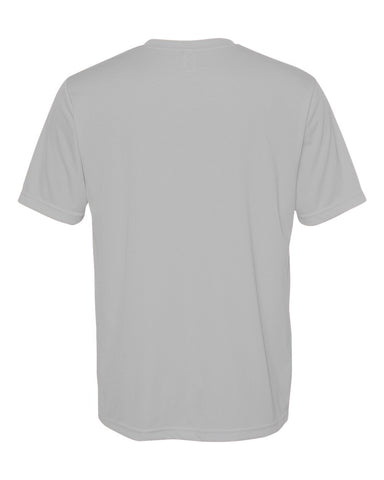 5 - Performance Tee - Silver