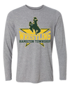 HT SPORT GREY Long Sleeve PERFORMANCE Tee