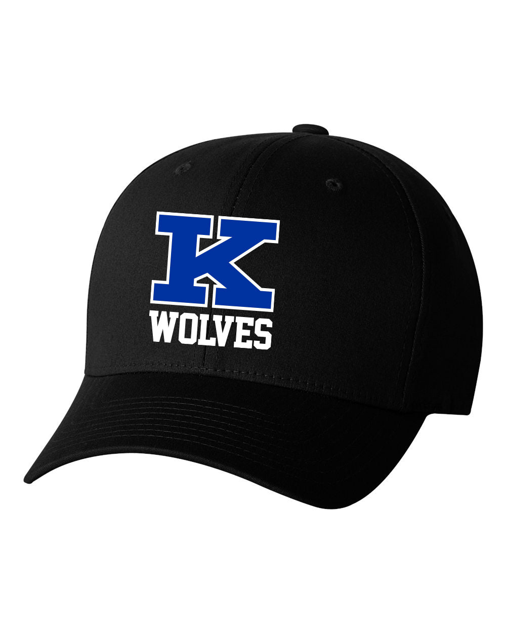 Wolves Embroidery Cool & Dry Hat