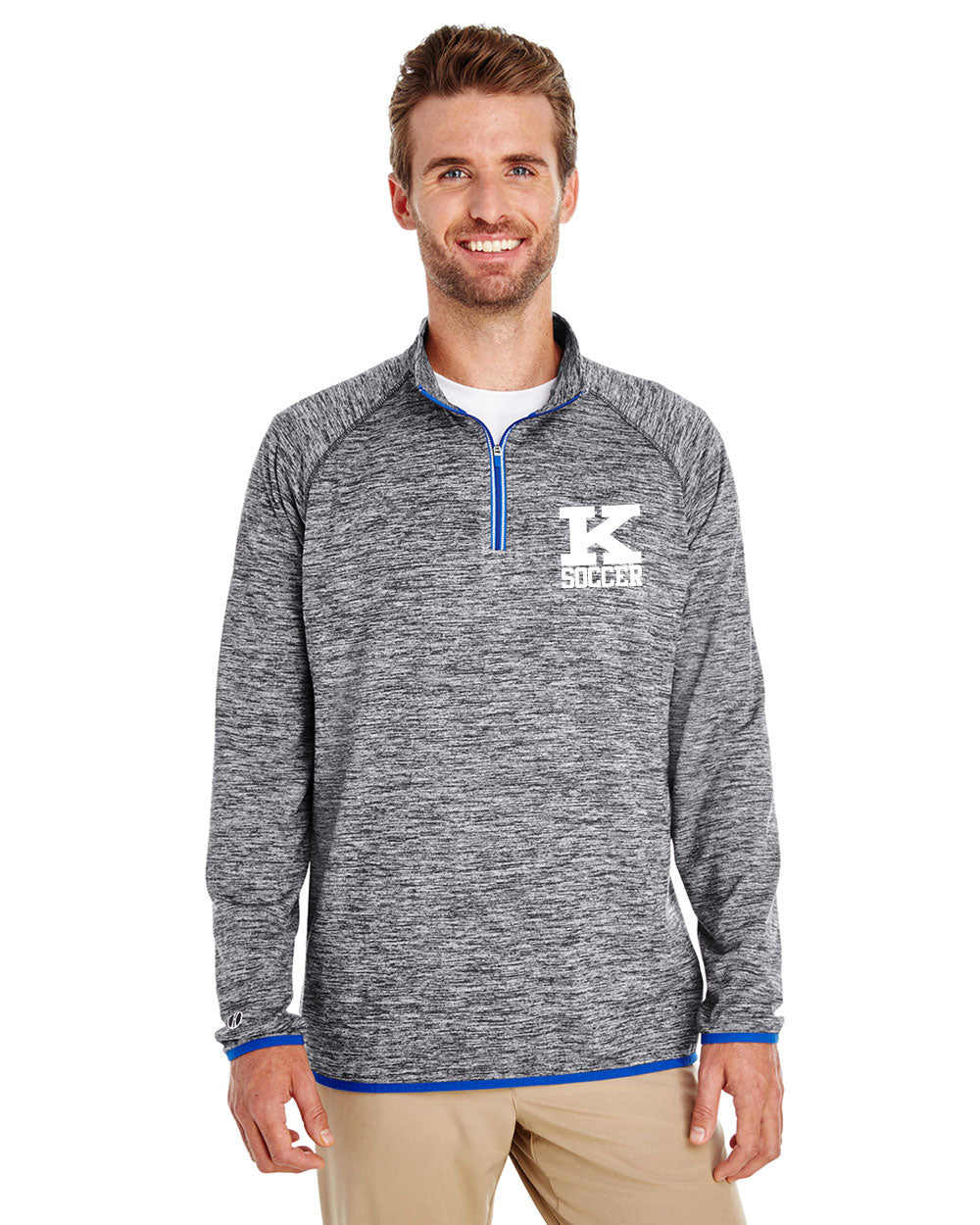 Men's 1/4 Zip Training Top