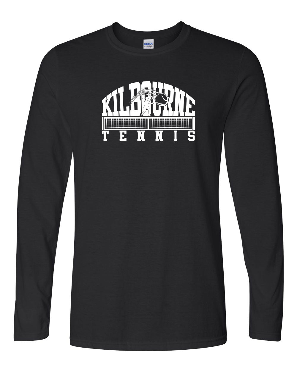 Girls Tennis Long Sleeve Tee