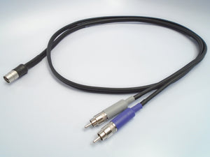 Bang & Olufsen 7-pin DIN Dual RCA Cable