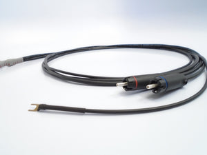 Dyson Audio Sommer KLEI Mogami Cardas 5 pin DIN Male RCA Tonearm Cable 1.50M