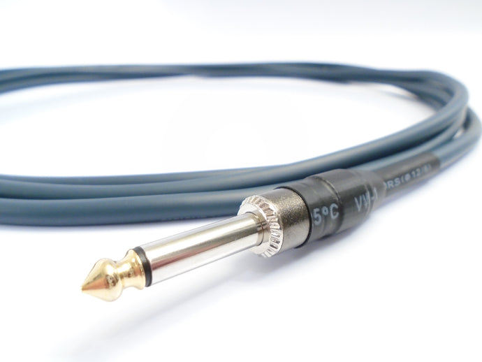 Best $15 Handmade Guitar Bass Instrument Cable on the Planet OFC