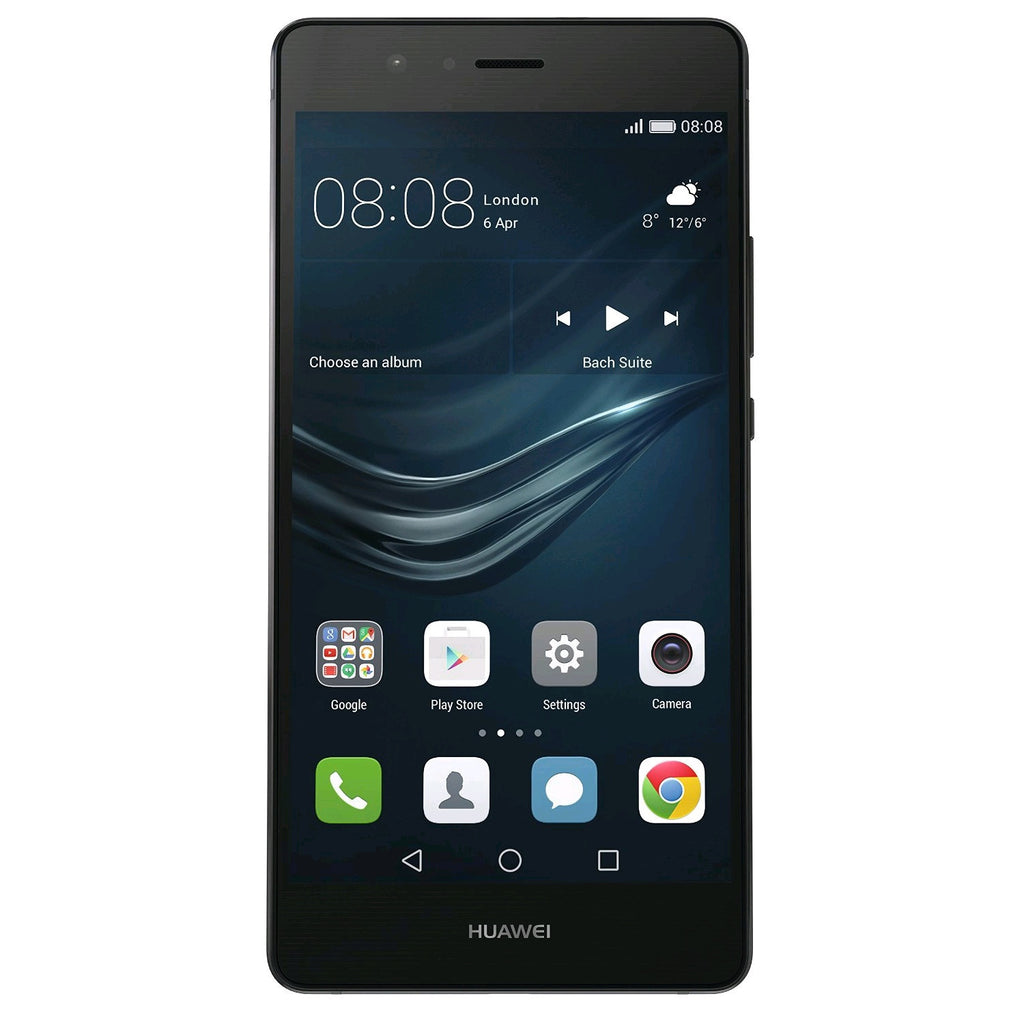 Huawei P9 Lite (16GB, Black, Single Sim, Local Stock)