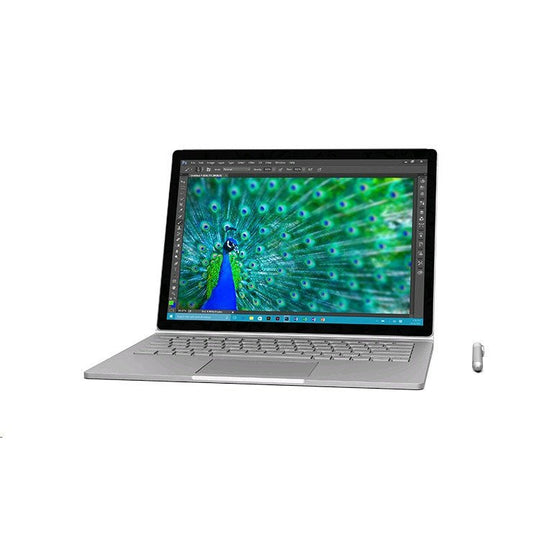 "Microsoft Surface Book 13.5"" (i5, 8gb, 128gb SSD, Win 10 Pro, Special Import)"